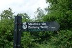 Strathkelvin Railway / Forth and Clyde crossroad